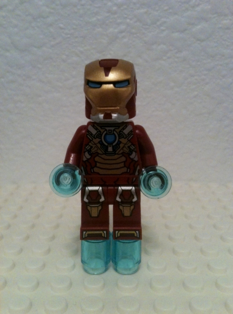 2013 Iron Man Minifigure Leaked | BrickExtra | Page 3