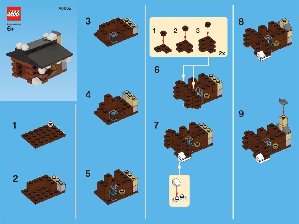 Lego Feb  Mini Build