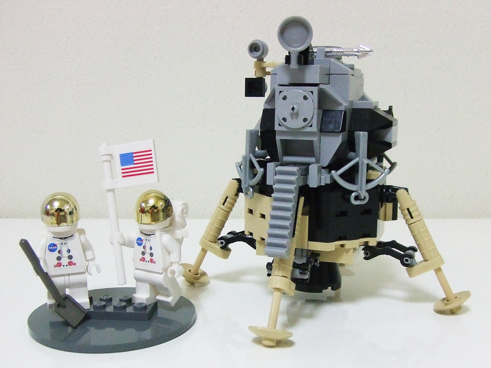 apollo spaceship lego - photo #8