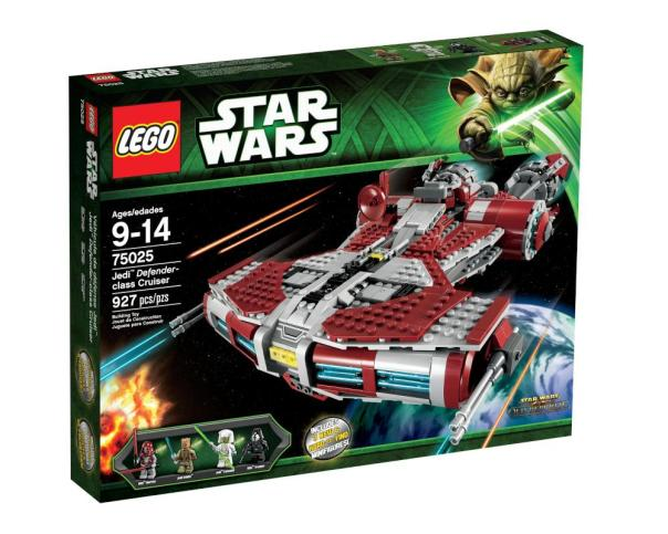 Lego Corvette Star Wars Lego Star Wars 75025 Jedi