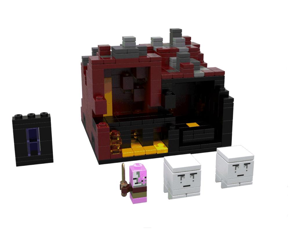 lego minecraft brickextra. Black Bedroom Furniture Sets. Home Design Ideas