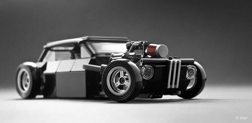 Lego Bmw Hotrod Brickextra