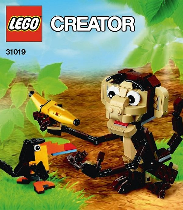 lego creator 31022 instructions