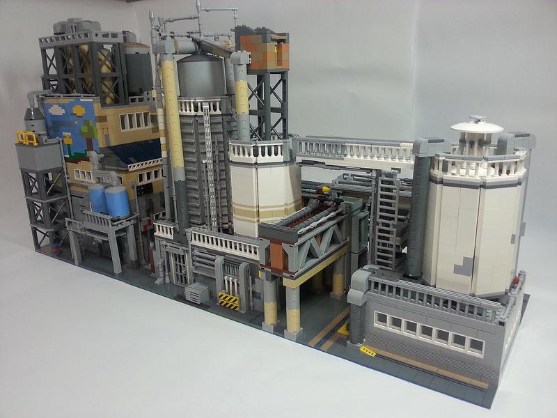 Factory Brickextra