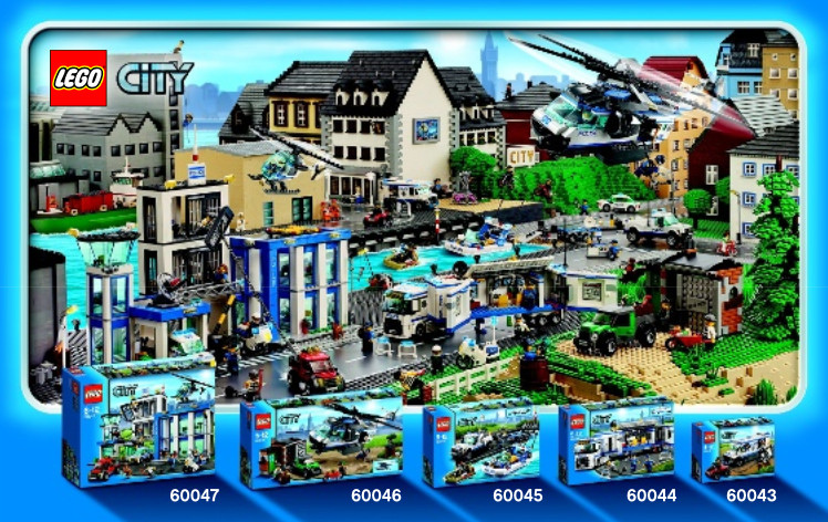 Lego City 2014 Set Images Brickextra