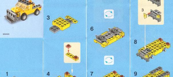 Instructions Brickextra