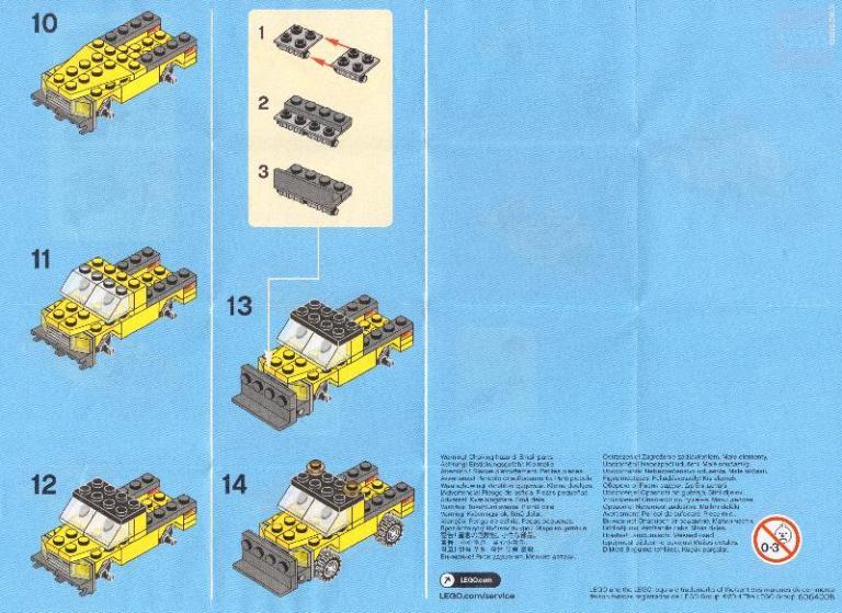 Как сделать из лего свою машину 213